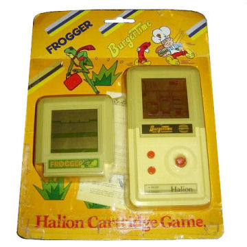 Halion Cresta Cartridge Jungle Kong