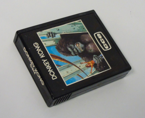 Donkey Kong cartridge by CCE for Atari 2600